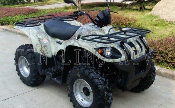 500CC ATV 4WD с еэс epa
