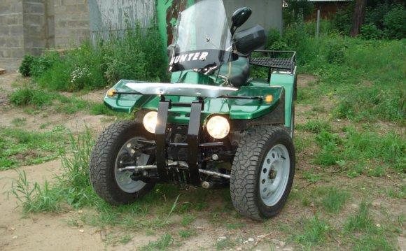 Квадроциклы ATV, цена 140
