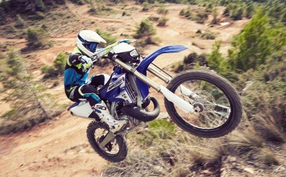 Эндуро Yamaha WR250 2T 2016