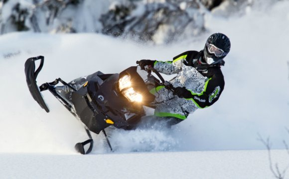 Каталог снегоходов BRP с