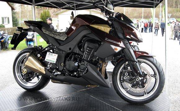 Kawasaki Z1 2010