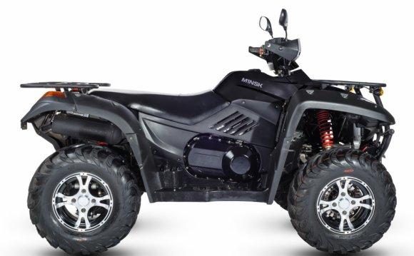 Купить Квадроцикл MINSK KD 625