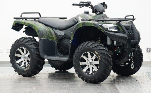 Утилитарный квадроцикл ArmadA