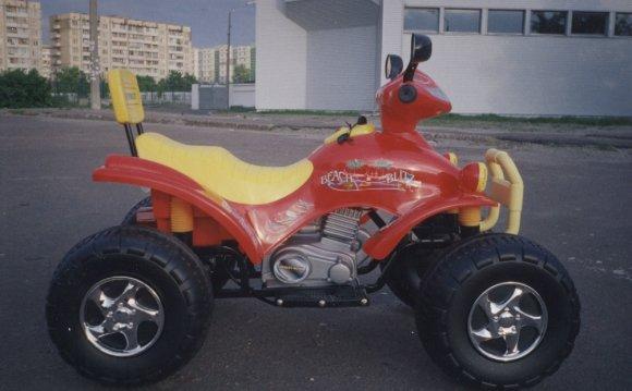 квадроцикл Двухместный