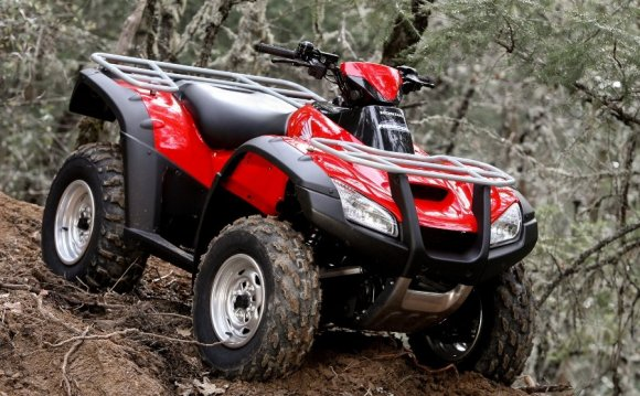 Квадроцикл Honda TRX 680 1