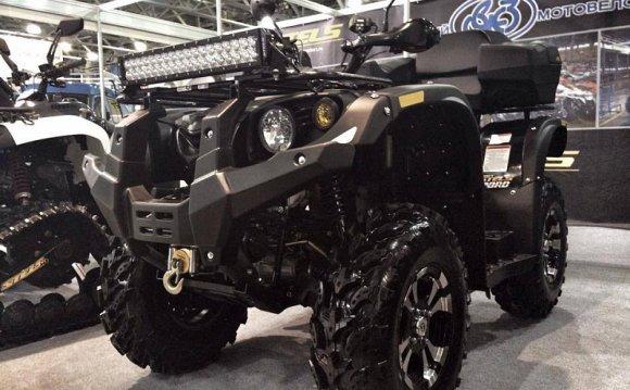 Квадроцикл STELS ATV 600 Y