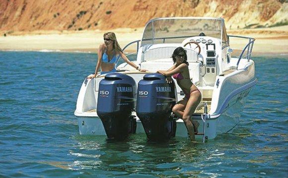 лодочный мотор yamaha f150