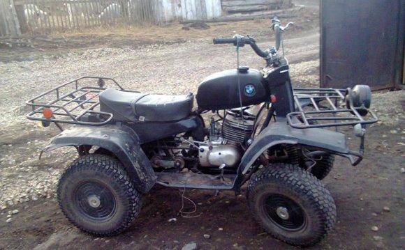 мотоцикл ЗиД - Тарпан