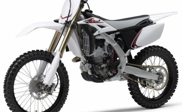 Мотоцикл Yamaha YZ 250 F