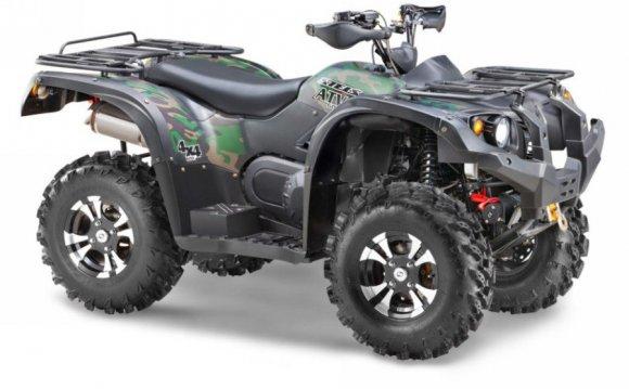 Stels ATV 600