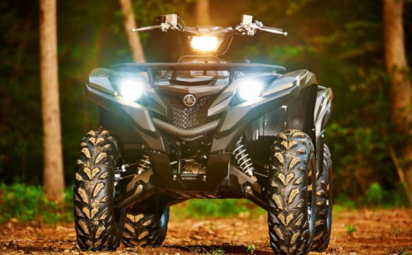 Квадроцикл ATV Yamaha Grizzly