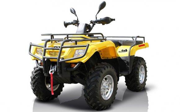 Квадроцикл STELS ATV 400