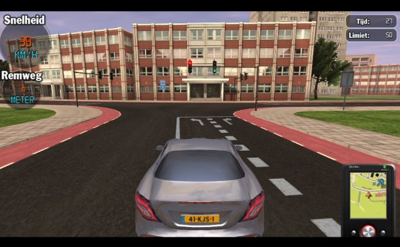 Игра Как научиться водить